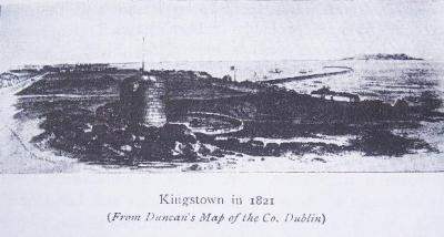 Dunleary in 1821